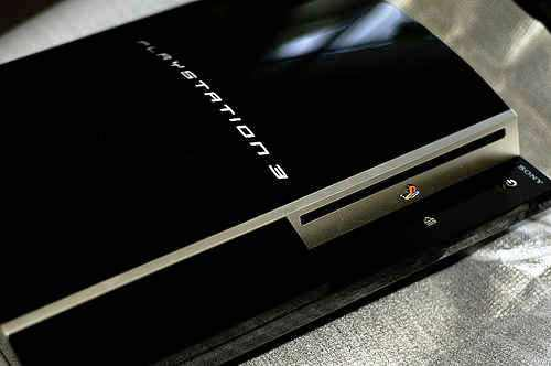 console - a very popular gaming console.