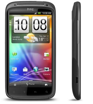HTC Sensation - what a beauty!