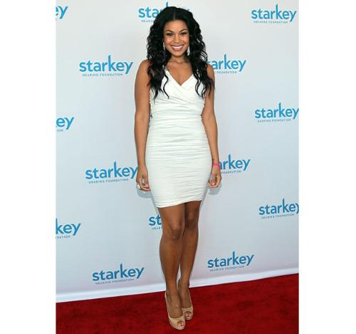 Jordin Sparks - She looks really great in this dress!