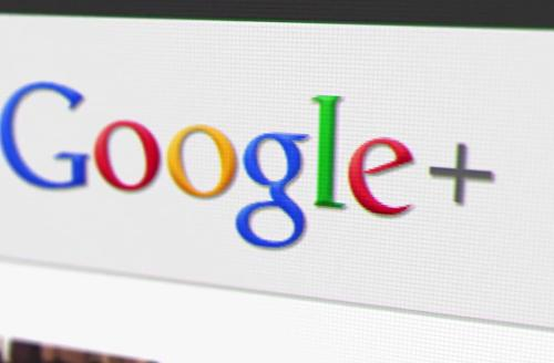Google Plus - The new social networking site Google Plus.