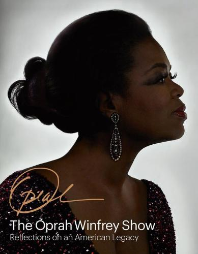 Oprah - I never have seen her so beautiful! Love you Oprah!