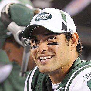 Matt Sanchez - The starting QB for the NY Jets.