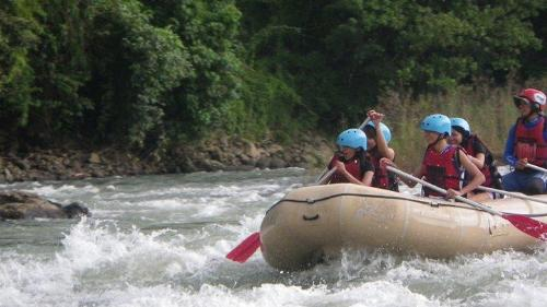 White Water Rafting - Leisure Sports