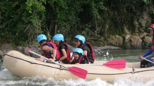White Water Rafting - Leisure Sport