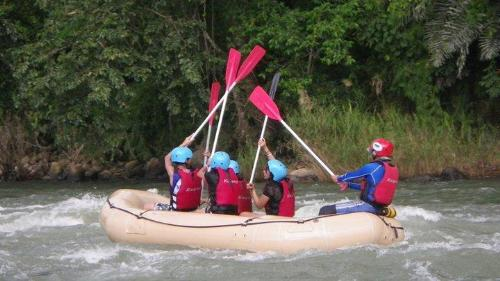 White Water Rafting - Dangerous But Exciting