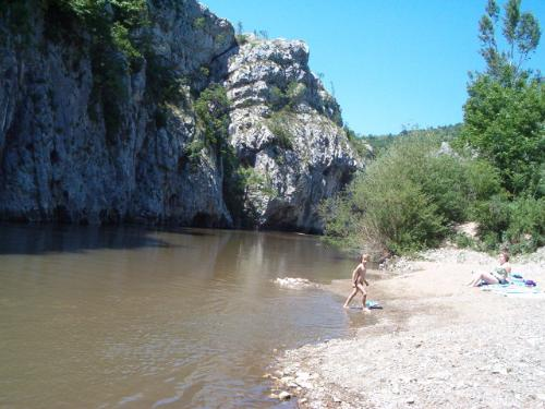 Camping in Cheile Nerei - Romania - The beauty of the wild nature in Romania