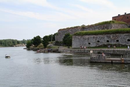 Suomenliinna - Sea fortress outside Helsinki