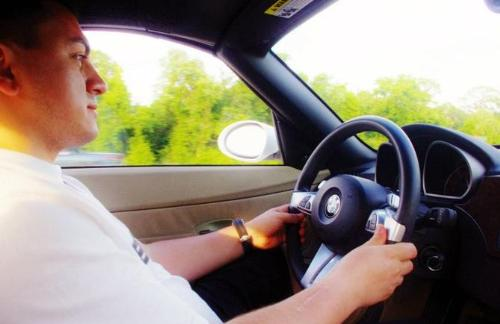 Driving at Right Speed - Good Driver