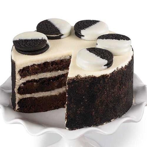 Cookies and Cream Cake - Whole size of Cookies and Cream Cake