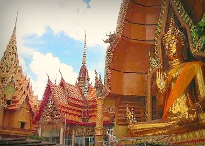 Thailand's Temple - Tourist Spot in Thailand