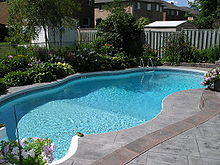 Swimming Pool - This can be a way to enjoy life! Get a back yard pool and go swimming!