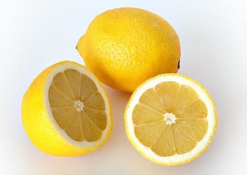 lemon - lemon for maintaining beauty