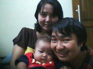 happy family - Small and happy family