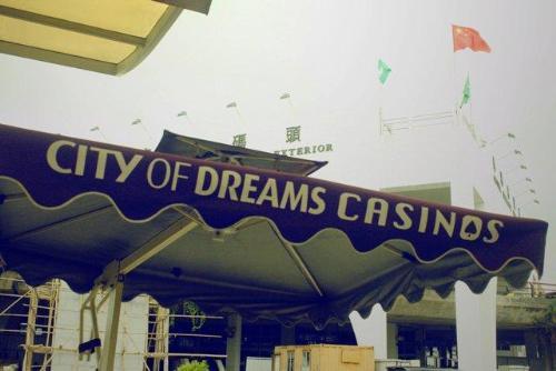 Gambling place - Don't gamble.