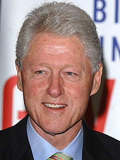 Bill Clinton - The former President of the United States.