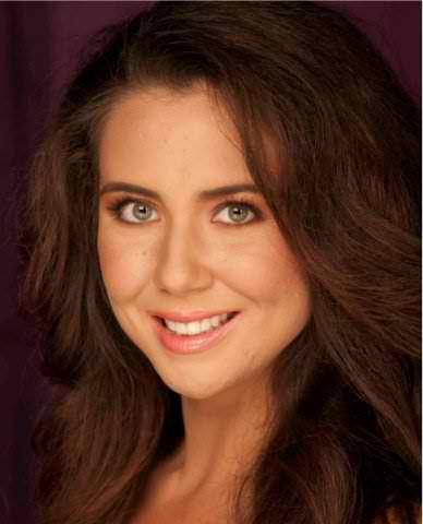Charlotte Melissa Tyler  - Ms World Candidate