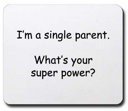 single - single parent