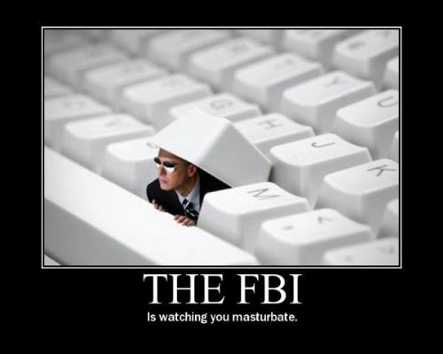 The FBI - The sad truth! :(