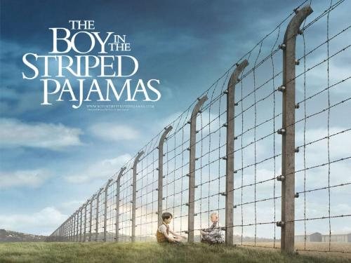 The boy in the striped pyjamas - The poster of the film