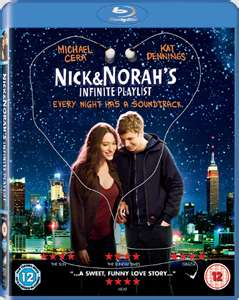 nick and norah - this is the cover of the disk :)