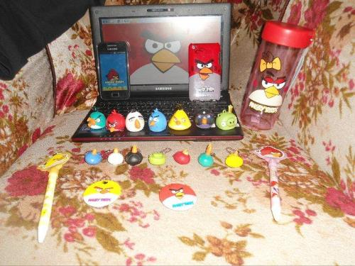 Angry Birds - Angry Birds Items
