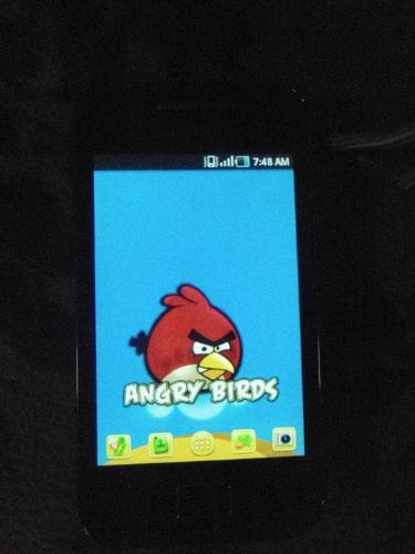 Mobile Game - Angry Birds
