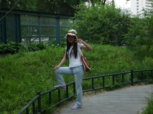 Park - ZIZHU PARK in beijing.