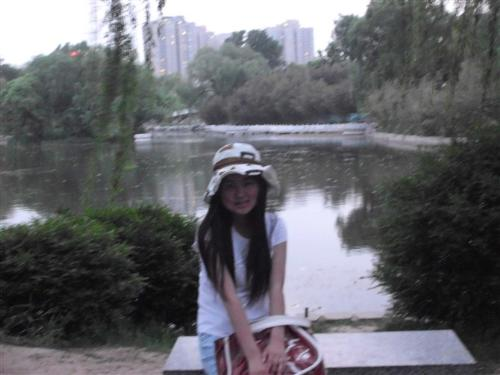 girl friend -  in beijing
