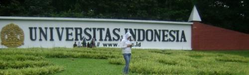 UI picture - UI picture.. UI is one of the top ten university in indonesia