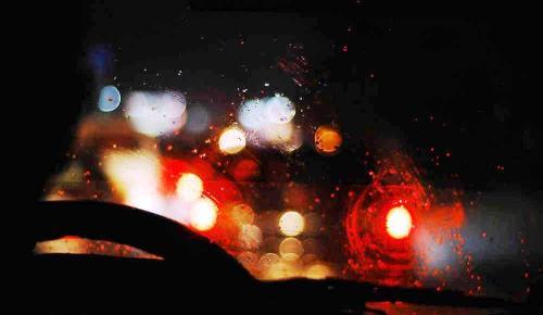 bokeh - a bokeh of lights in the dashboard