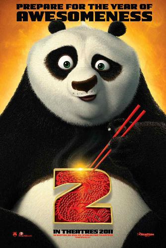 Kung fu Panda 2 - Let's all watch this family movie!
