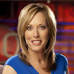 Linda Cohn - Anchor woman on ESPN'S Sportscenter.
