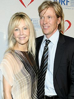 Heather Locklear and Jack Wgner - Heather has aged great over the years! Jack hasn't! He looked alot cuter when he was younger!