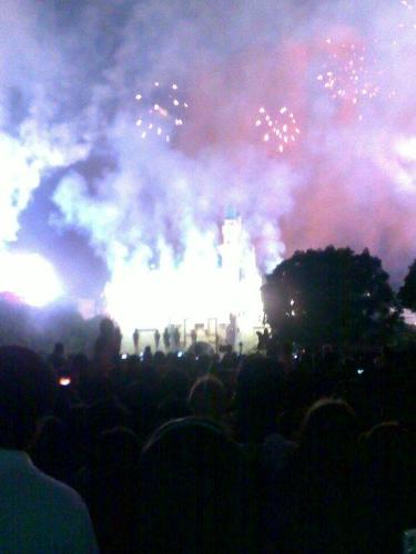 Fireworks display - Air Pollutant