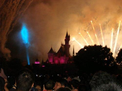 Fireworks display - Air pollution