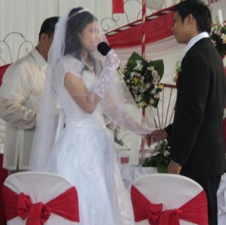 Till Death Do Us Part - Marriage Vow