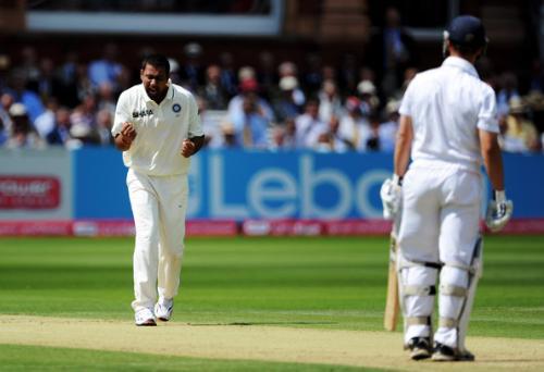 Praveen Kumar - Praveen kumar a very talented cricketer