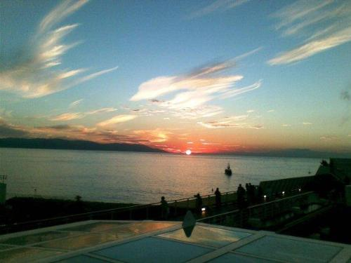 Beautiful nature - The heavens and the sea