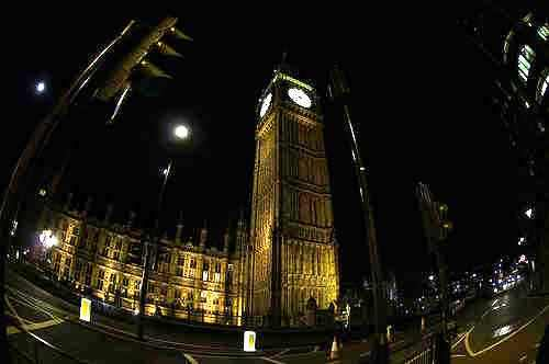clock - clock tower of big ben
