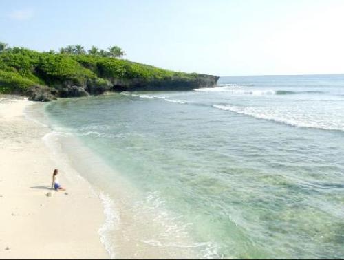 calicoan island- philippines - samar island