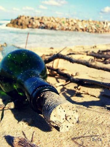 Message in a bottle - Photo Gallery
