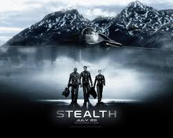 movie - poster, stealth movie