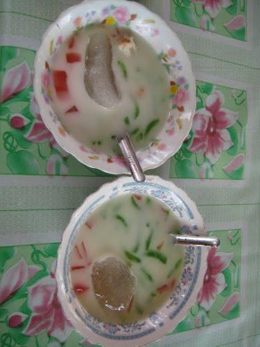 2 bowl of dawet - 2 bowl of dawet. so delicious
