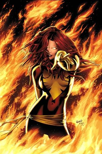Dark Phoenix - She use to be the kind hearted member of X-men known as Jean Grey, she is wife Cyclops. from a superhero, she became a supervillain that eats suns and stars for breakfast and her hobbies are burning people and destroying planets.