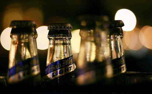 bottles - a bunch of bottles shot as a group