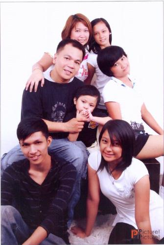 family of mine  - happy together
