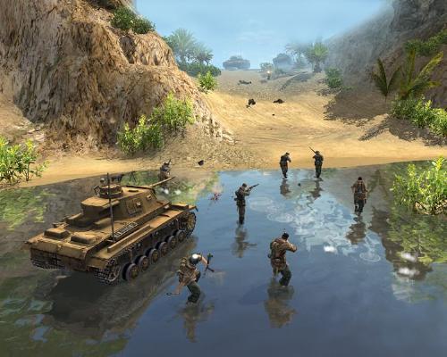 Men of War Pzkpf Ausf. III - Men of War screenshot