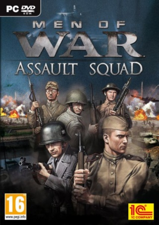 Men of War Assault Squad - The 3rd game of Men of War series.