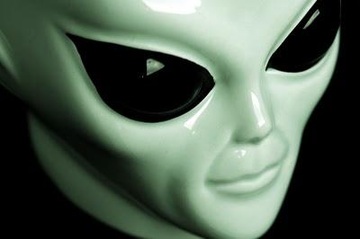gray aliens - evil