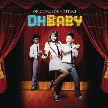 cover of the film 'oh baby' - colored cover of the film oh baby